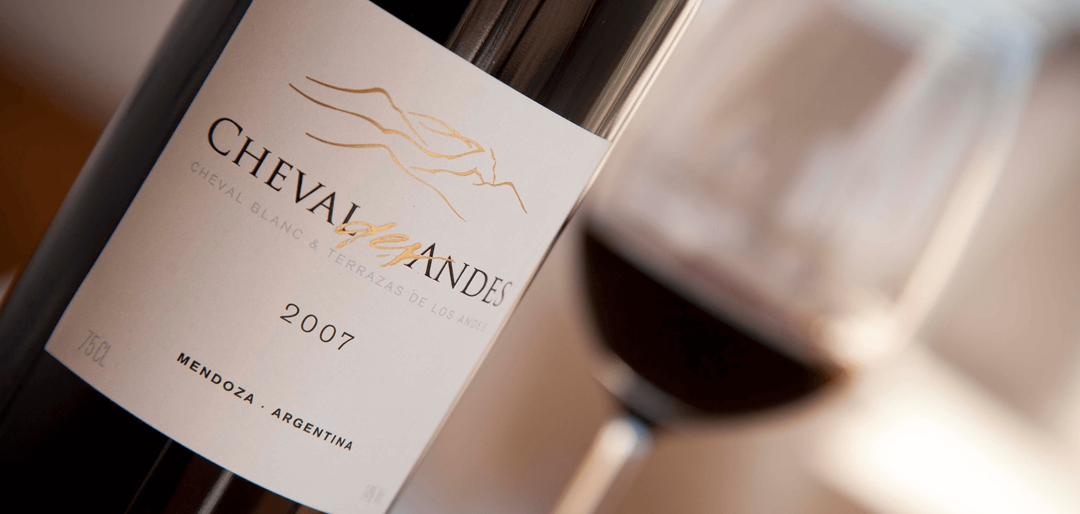 2007 Cheval Des Andes